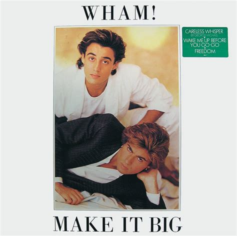 make a bid wham make it big vinyl lp album at discogs