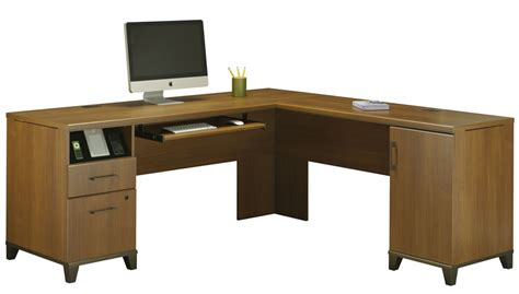 l shaped computer desk with drawers achieve l shaped computer desk with file drawer in warm