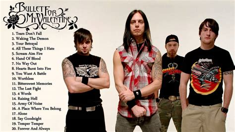 bullet for my the top bullet for my s greatest hits the best of