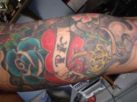 old school tattoo half sleeve old school half sleeve 3 tattoo