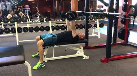 neutral grip bench semi neutral dumbbell bench press youtube