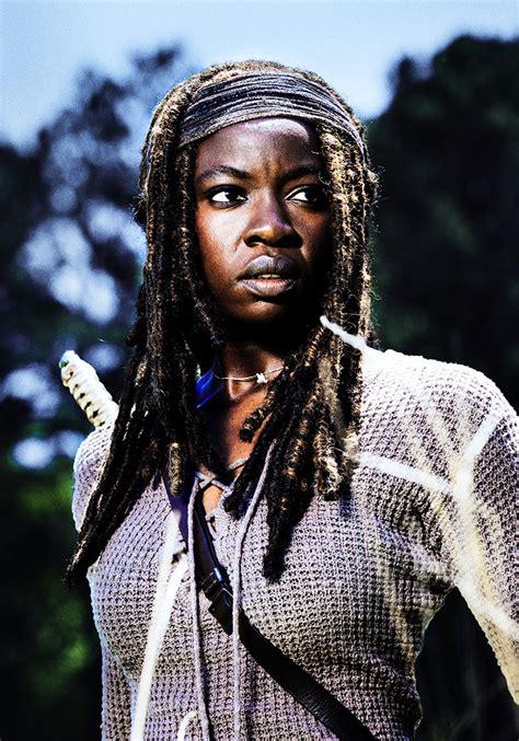 Walking Dead Michonne the walking dead michonne amc