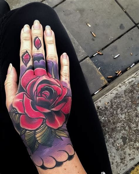 hand tattoos fade the 25 best healed finger tattoos ideas on