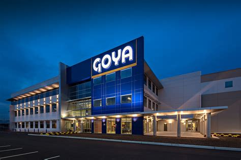 Food City Corporate Office by Goya Foods New Corporate Office Food Grade