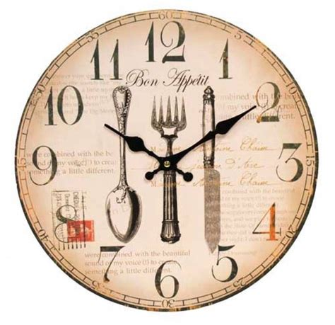 Country Kitchen Clocks country kitchen wall clocks interior exterior doors