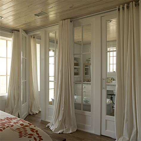 ceiling to floor curtains bedroom window treatments long drapery bedroom window