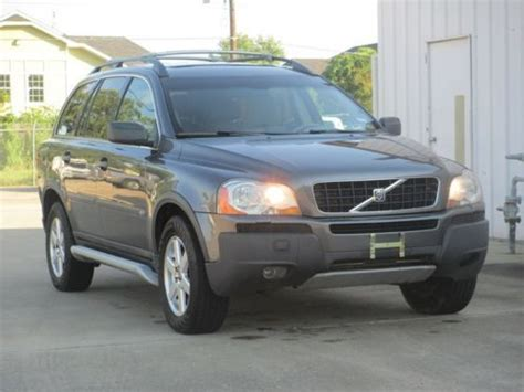 volvo xc90 for sale by owner buy used 2005 volvo xc90 t6 turbo 6 cylinder loaded