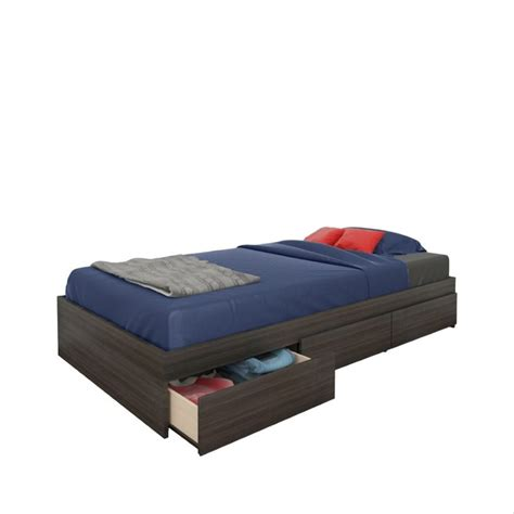 Bed In Drawer by 3 Drawer Storage Bed In 223930
