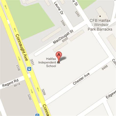Halifax Address Finder Find Us Halifax Independent School