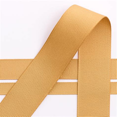 gold grosgrain ribbon 10mm 16mm amp 25mm at favour this