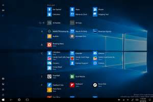 Home Design Windows 10 Mammoth Windows 10 Insider Preview Adds New Anniversary