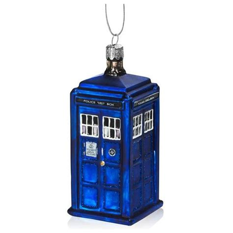 28 best dr who tardis christmas ornaments pictures on