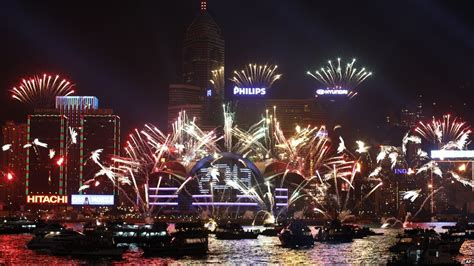new year in harbour news in pictures new year celebrations