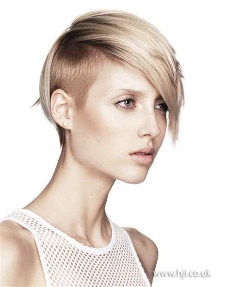 toni guy bob 2014 blonde undercut