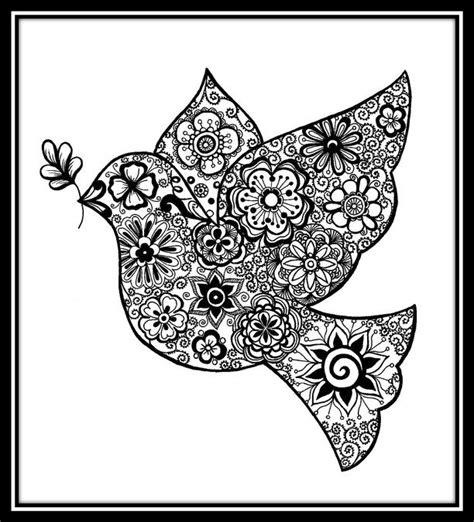 imagenes infantiles sobre la paz im 225 genes de palomas de la paz para colorear frases sobre