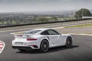 porsche 911 turbo s coupe worldwide 991 2016 pr
