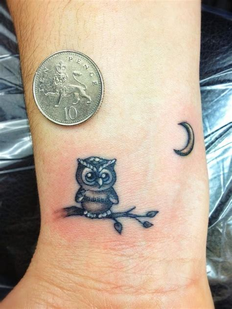 little owl tattoo 35 awesome owls tattoos images tattoos