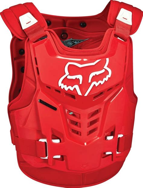 Promo Protector Armor Fox 99 95 fox racing mens proframe lc roost deflector chest 1014605