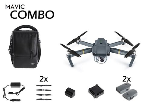 Dji Mavic Pro Fly More Combo dji mavic pro fly more combo foldable mini aerial drone