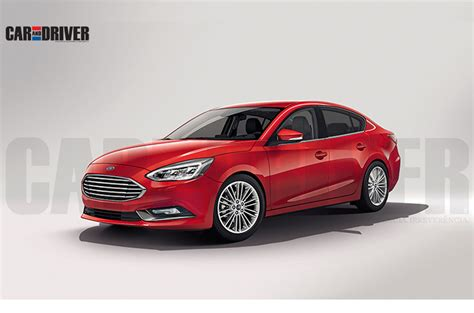 2019 Ford Focus Sedan by Ford Focus Sedan 2019 270917 02 Minuto Motor