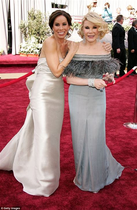 Joan Rivers Replaced By Rinna On Carpet by Joan Rivers Wishes She Had More