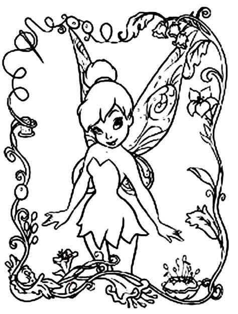 tinkerbell coloring pages games online free free printable disney fairies coloring pages for kids