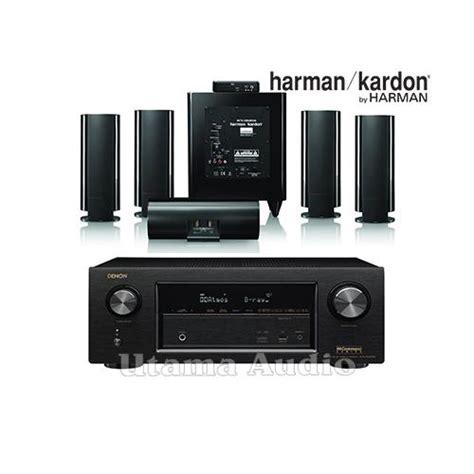 Paket Home Theater Harman Kardon Denon Avrx1300w Harman Kardon Hkts 16 Utama Audio
