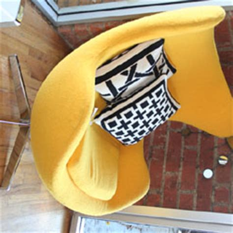 Iconic Chairs Of 20th Century arne jacobsen egg chair now in stock modshop style blog