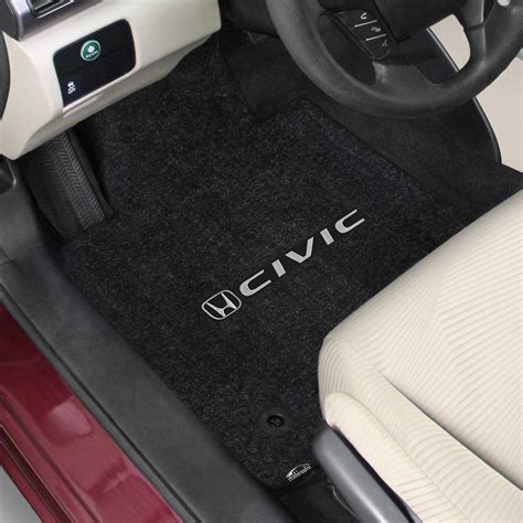 floor mat 2016 honda civic 2016 honda civic logo lloyd ultimat 2 floor mat set