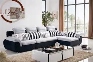 L Shaped Sofa Fabric