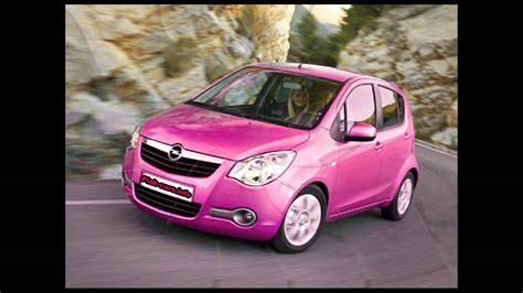 opel pink pink opel cars