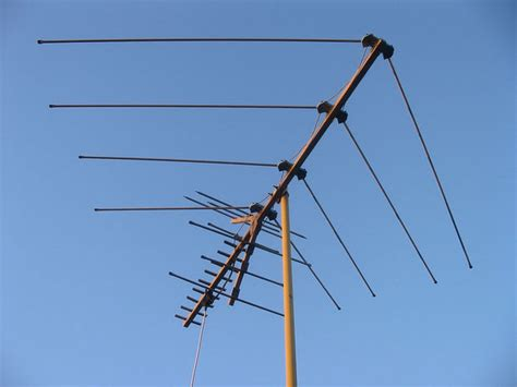 how to install a tv antenna or aerial 4 steps with pictures
