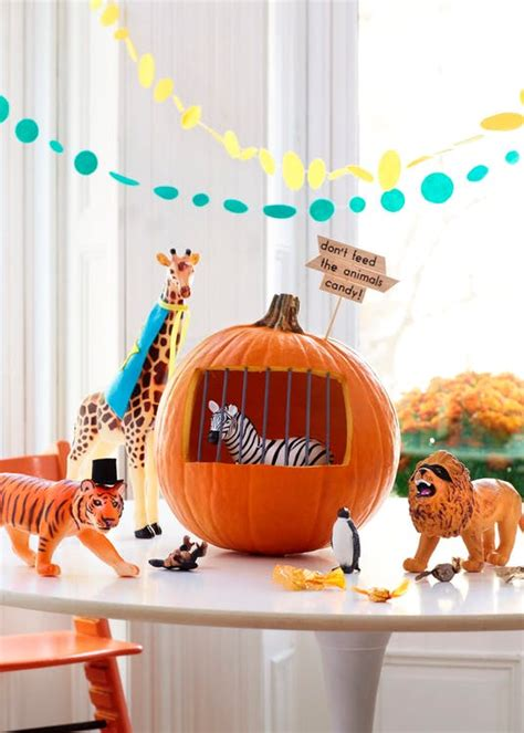45 pumpkin decorating projects a life of simple joy 6 cute kid friendly ways to decorate halloween pumpkins