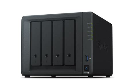 Synology announces DS918 , DS718 , DS218  and DS418 NAS devices