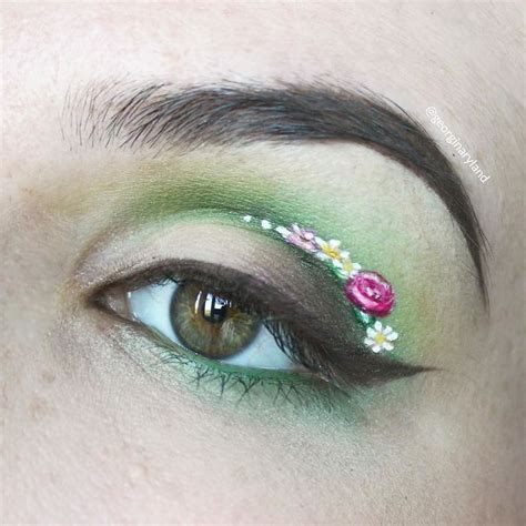 Eyeshadow Que Es makeup for ants i create tiny paintings on my