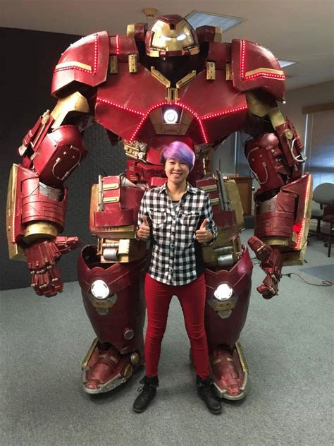 Best Item Kaos Superman New Power Zero X Store 1 this 9 foot fan made hulkbuster armor will your mind