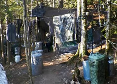 bigfoot evidence maine hermit living in wild like bigfoot for 27 years arrested