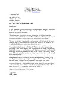 resume exle insurance underwriter resume sle
