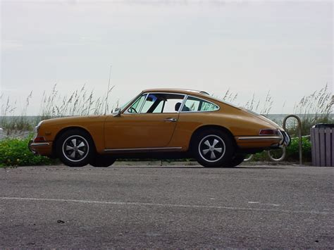 Porsche 912 For Sale by 1968 Bahama Yellow Porsche 912 For Sale 9950 Featured