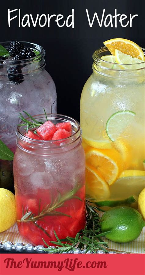 Flavored Detox Water by 45 Best Healthy Drinks Images On Clean