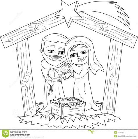 imagenes del nacimiento de jesus para imprimir dibujos para colorear del nacimiento de jes 250 s en un