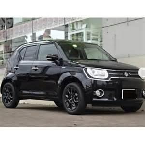Suzuki 4wd 2016 Suzuki Ignis 1 2 Hybrid Mz 4wd Black