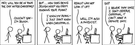 xkcd christmas plans