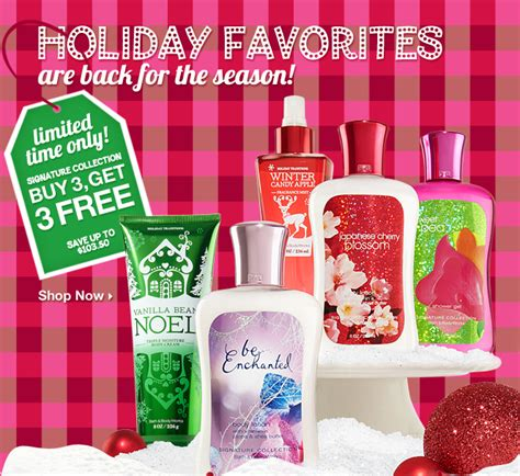 Where Can I Buy Bath And Body Works Gift Cards - bath and body works buy three get three and coupon southern savers