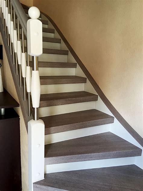 stiegengeländer innen treppe dekor gewendelt