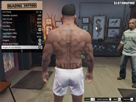 barcode tattoo gta 5 gta v 2pac s tattoos for franklin download gta site