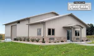 Home Shop Buildings by Pole Barns Easy Pole Barn Free Quote Midwest Manufacturing
