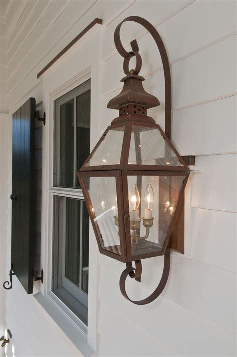 electric lights that look like gas lanterns the tradd ii lantern gas or electric the