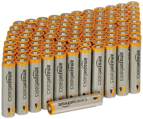 100 count aa batteries acdelco aa batteries alkaline aa
