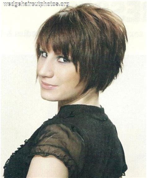 hair cuts wedge fine thin hair short wedge hairstyles related pictures layered wedge